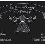 Get Dressed Formals